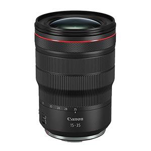 Lensa Canon RF 15–35mm F2.8 L IS USM