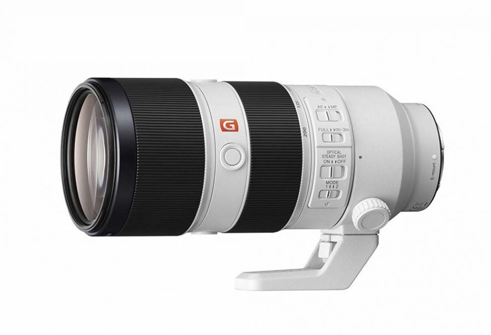 Lensa sony 70-200mm f/2.8 GM