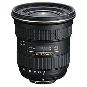 Tokina 17-35mm f/4 Pro FX Lens